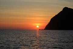 Palawan Sunset, the Philippines (Tom Patterson) Tags: ocean cruise sunset sea summer holiday travelling beach asia honeymoon sailing exploring philippines explore sail exploration tao coron elnido palawan paraw thephilippines 2016 taophilippines