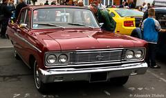 1965 Ford Fairlane 500 (Alexandre D_) Tags: france classic cars ford car canon eos 85mm american manualfocus nord musclecar fairlane 1965 pasdecalais fairlane500 heninbeaumont 85mmf14 manuallens samyang 70d rokinon worldcars