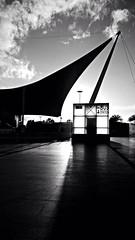 bus station (Gionata Carlassara) Tags: bw bus laspalmasdegrancanaria santacatalina