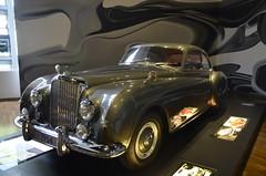 Bentley R-Type Continental (herby0401) Tags: continental oldtimer wolfsburg bentley autostadt rtype zeithaus