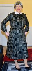 Ingrid022416 (ingrid_bach61) Tags: dress mature kleid pleatedskirt faltenrock