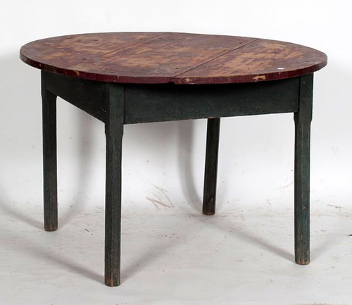 Shenandoah Valley Walnut Checker Board Top Table ($385.00)
