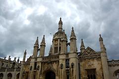 (ashleigh290) Tags: cambridge england clouds spring university unitedkingdom kingscollege