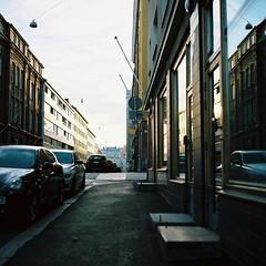 take a walk (soreikea) Tags: 2015 zenzabronica s2 film analog kodak portra160 helsinki finland trip journey