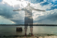 HOLY-SHIT (FGiebelPhotography) Tags: cloud berlin water wasser ghost sunday holy lightroom wannsee lzb