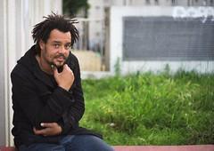 . (BeWePa) Tags: portrait paris france zeiss outdoor sony stranger nik 50 a7 5018 ultron alpha7 colorefex icarex ilce7