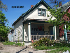 Urban Decay in Buffalo New York (Joe Augstell) Tags: poverty new york chicago america los google blood angeles compton gang crime killer murder hood shooting ghetto homicide gangs blight slum stabbing netflix crip