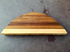 Nose (Steven Vacher) Tags: wood nose woodwork wooden grain wrc sup woodgrain westernredcedar standuppaddleboard