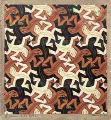 Deep Dreaming Escher (fdecomite) Tags: deep learning escher