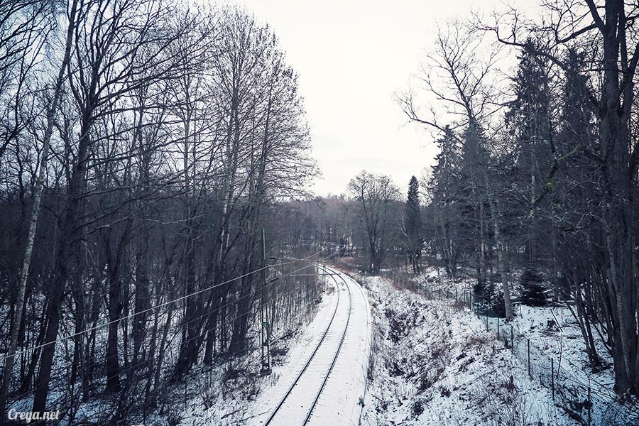 2016.06.23 ▐ 看我歐行腿 ▐ 謝謝沒有放棄的自己,讓我用跑步遇見斯德哥爾摩的城市森林秘境 15