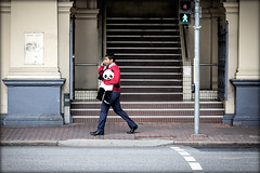 Overheard in the city (orothy) Tags: city streets person panda walker overheard odc sc616