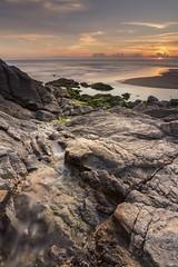 Mar de Fora (lightbrothersfotografia) Tags: longexposure sunset sea reverse haida finisterre fisterra findelmundo largaexposicin filtros firecrest mardefora lucroit firecrest18