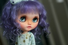 Lavender hues