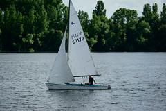 Segelboote (Lutz Blohm) Tags: rhein segelboot altrheinarm rheinschifffahrt fe70300goss sonyalpha7aii