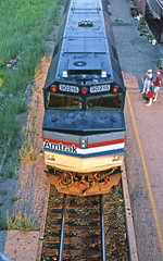 It's Getting Late in Ann Arbor (craigsanders429) Tags: amtrak amtraktrains annarbormichigan amtrakslakecities npcu amtraknpcuno90215 f40 amtrakf40phlocomotives amtrakinmichigan latedaylight railroadtracks passengertrains passengercars amtraklocomotives amtrakmotivepower