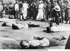 BE033712 (ngao5) Tags: china people men dead soldier justice asia asians many military traitor group chinese criminal males corpse nanjing adults punishment execution jiangsuprovince militarypersonnel historicevent asianhistoricalevent worldwarii19391945 chinesehistoricalevent invasionofchina19311945 invasions japanesehistoricalevent