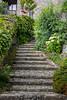 Un autre chemin (S@ndrine Néel) Tags: stairs escalier hautesavoie yvoire stonestaircase citémédiévale villagemédiéval auvergnerhônealpes