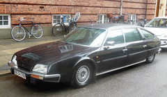 Citroen CX25 Prestige NB34780 still well looked after ! (sms88aec) Tags: citroen cx25 prestige nb34780 still well looked after