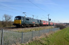 86101 aaa Wilsons Crossing 020416 D Wetherall (MrDeltic15) Tags: northampton caledonian class86 gbrailfreight wcml 86101 footex wilsonscrossing