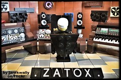ZATOX recording studio (jarekwally) Tags: studio lego hardcore recording moc brickie hardstyle zatox lugpol wallyjarek jarekwally