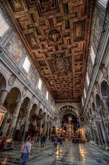Santa Maria Ara Coeli Navata (ansacariofoto) Tags: italy rome roma architecture churches chiesa atx116prodx tokina1116 nikond5000