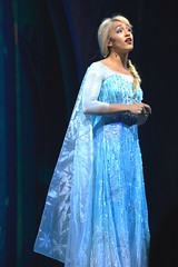 In The Light Of Day (michpotatoes) Tags: frozen theater disneyland disney dca elsa hyperion letitgo flath helenyan frozenlive