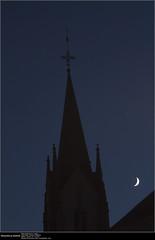 20160708_Rencontre au sommet (Clapiotte_Astro) Tags: lune grand jupiter champ vents conjonction treize rapprochement canon70200mm canon700d