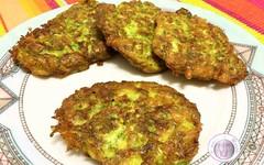 Ricetta veloce frittelle di zucchine (RicetteItalia) Tags: estate cucina zucchine ricette