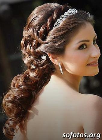 Penteados para noiva 022