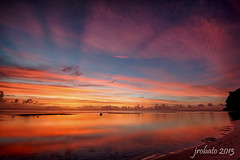 Twilight Colors (orgazmo) Tags: landscapes twilight nikon seascapes dusk sunsets nikkor guam tumon tumonbay waterscapes gunbeach d800e 1635mmf4gafsvr