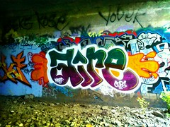 (Frank_Nitty) Tags: graffiti oakland bay area aire kod seks flickrandroidapp:filter=berlin