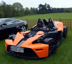 KTM X-Bow (Kathryn Dobson) Tags: cars car kent automobile ktm leedscastle supercar motoring xbow supercarsiege