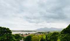 View over Dundrum Bay from the top of Dundrum Castle (Ryan_McMurray) Tags: northernireland dundrum dundrumbay dundrumcastle