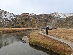 Landmannalauger (RobOutar) Tags: city autumn mountains fall water landscape volcano waterfall iceland october sony rob glacier geyser 2012 outar a55
