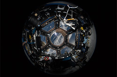 Our window on the world (Volare Mission) Tags: world space cupola iss volare internationalspacestation