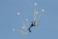 Apache Solo Display Team (johnv2400) Tags: apache display solo looping flares