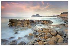 Baladrar 2(EXPLORER) 23-07-2013 (natalia martinez) Tags: mar amanecer rocas nataliamartinez atardeceagua