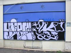 Horfé (tofz4u) Tags: streetart paris graffiti tag artderue 75011 horfe horphe