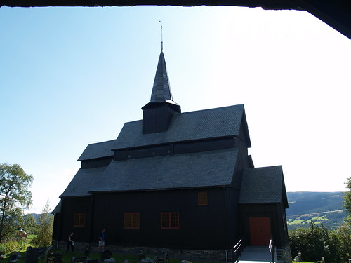 Høre Stavkyrkje / Høre Stave Church