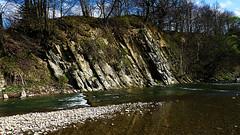 Landscape and nature (6) (arfi_arfi) Tags: trees color tree art nature water colors beauty rock river landscape rocks artistic artisticphotography amazingdetails