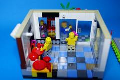 New Shop Opening Soon - Lemon Tea (slackware) Tags: shop store lemon lego minifig minifigs moc