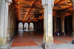 Minton Tiles at Bethesda Arcade, Central Park (gFiskjr) Tags: park great central gallop nyrr gretes