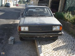 VW Parati 1.6 GLD
