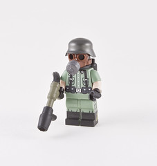 Flames of War (Hammerstein NWC) Tags: germany soldier nazi worldwarii gloves german gasmask flamethrower worldwar worldwar2 flamer wehrmacht fatherland sidan brickarms tinytactical citizenbrick