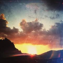 intermission (ΞSSΞ®®Ξ) Tags: sky apple clouds square 4 iphone iphoneography snapseed ξssξ®®ξ