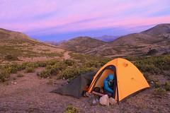 A last Peruvian Camp