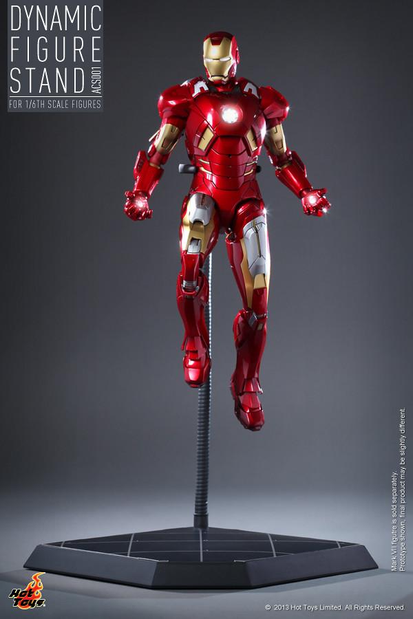 Hot Toys - ACS001 - 1/6比例 動態人偶支架