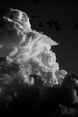 Forward (Owen Spargo) Tags: clouds landscape skyscape sunset storm thunderheads anvil blackandwhite monochrome canberra australia vision:mountain=08 vision:outdoor=0881 vision:clouds=0809 vision:sky=0843
