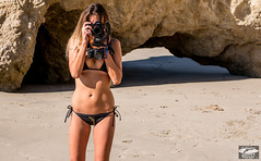 Modeling Sony A7R ! Swimsuit Bikini Model Goddess Shooting Stills (Sony A7R with 35mm F/2.8 Carl Zeiss) & Video (Sony NEX6) (45SURF Hero's Odyssey Mythology Landscapes & Godde) Tags: b test zeiss 35mm lens t ed photography video model nikon photographer with image time zoom photos sony w bracket goddess photographic mount filter bikini ii e same carl finished fe nikkor cp nano polarizer swimsuit za simultaneous f28 a7 stills vr circular afs lightroom 70200mm sonnar coating 77mm f28g a7r kaesemann sonya7 emount xspro multiresistant d800e dx4dtic sonya7r 53shooting