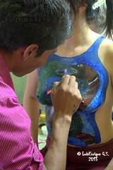 Samuel Torres Briones - Sesin de Pintura Corporal ( Body Paint ) - Izcar de Matamoros - Puebla - Mxico (Luis Enrique Gmez Snchez) Tags: mexique messico